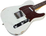 Fender Custom Shop 1963 Relic Telecaster - Olympic White - NAMM