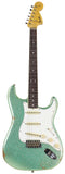 Fender Custom Shop 1967 Relic Stratocaster - Sea Foam Green Sparkle - NAMM