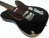 Fender Custom Shop 1961 Relic Telecaster - Aged Black