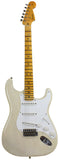 Fender Custom Shop Eric Clapton Journeyman Stratocaster Relic Guitar - Aged White Blonde - Humbucker Music