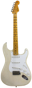 Fender Custom Shop Eric Clapton Journeyman Stratocaster Relic Guitar - Aged White Blonde
