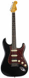 Fender Custom Shop Postmodern Journeyman Relic HSS Strat - Aged Black