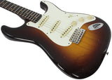 Fender Custom Shop Limited Edition Journeyman Relic '57 Strat - 2 Tone Sunburst - Humbucker Music