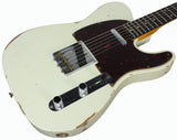 Fender Custom Shop 1961 Relic Telecaster - Aged Olympic White - 2017 Collection