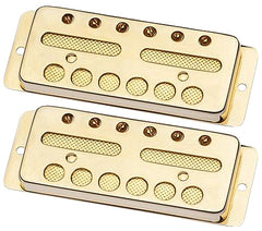 Lollar Gold Foil Surface Mount Pickup Set, Gold