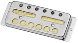 Lollar Gold Foil Surface Mount Pickup, Bridge, Nickel