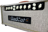 Bad Cat Hot Cat 30R Reverb Handwired Head - Fawn Slub