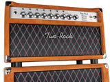Two-Rock Classic Reverb Signature 100/50 Head & Cab - Golden Brown Suede
