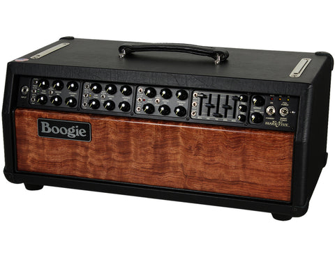 Mesa Boogie Mark V Head - Private Reserve Bubinga Face