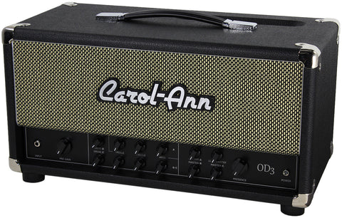 Carol-Ann OD3 Head - 100 Watt - Humbucker Music