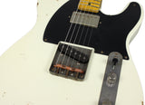 Nash T-52 Olympic White, Neck Humbucker
