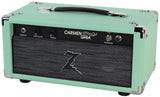 Dr. Z Carmen Ghia Head - Surf Green - ZW