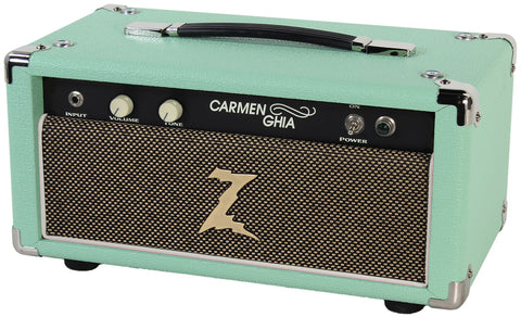 Dr. Z Carmen Ghia Head - Surf Green