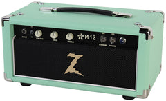 Dr. Z M12 Head - Surf Green - Tuxedo Grill