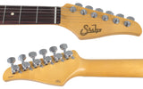 Suhr Classic Antique Guitar - Olympic White, HSS