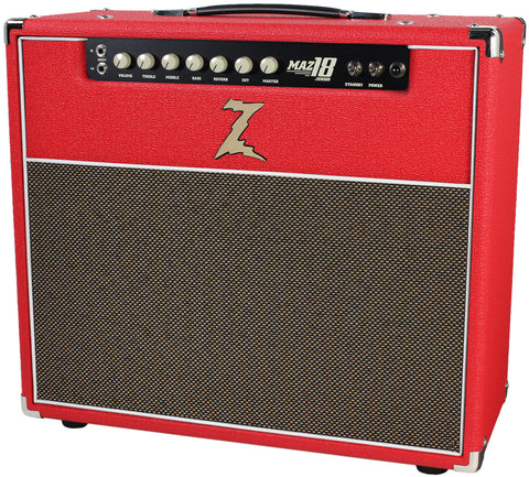 Dr. Z Maz 18 Jr Reverb 1x12 Combo - Red
