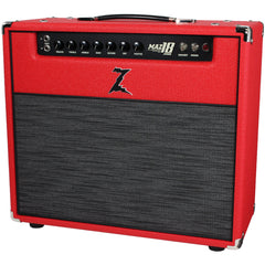 Dr. Z Maz 18 Jr Reverb MKII 1x12 Combo - Red/ ZW Grille