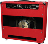 Dr. Z Carmen Ghia 1x12 Lite Cab Combo - Red/ ZW Grill