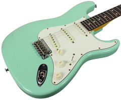 Suhr Classic Antique Guitar - Surf Green, SSS