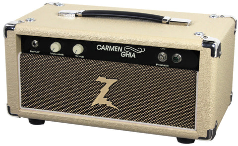 Dr. Z Carmen Ghia Head - Blonde / Tan
