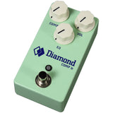 Diamond Compressor Jr Pedal in Surf Green