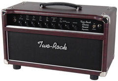 Two-Rock Classic Reverb Signature 50 Tube Rectified Head - Wine - Blackface