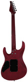 Suhr Modern Cherry Satin Guitar - HH, Floyd Rose