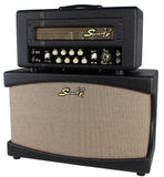 Swart Stereo Master 20 Head & Cab - Dark Tweed