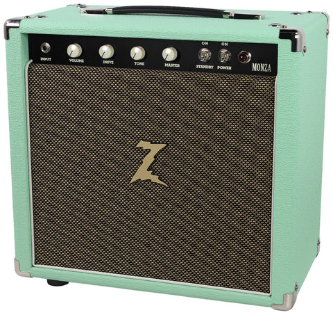 Dr. Z Monza 1x10 Combo - Surf Green