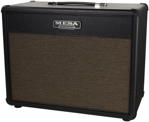Mesa Boogie 1x12 Lone Star 23 Cab, Black and Gold Grille
