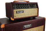 Mesa Boogie Mark V 25 Head / 1x12 Cab - Wine & Wicker