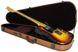 Nash T-63 Guitar, 3 Tone Sunburst, Humbucker