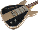 Nash Wayfarer Guitar, Les Paul Gold