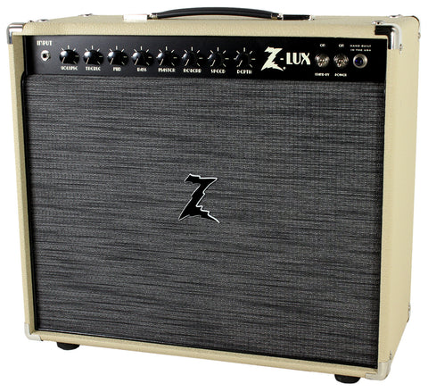 Dr. Z Z-Lux 1x12 Combo - Blonde/ ZW Grill