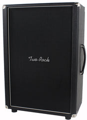 Two-Rock 2x12 Speaker Cab, Black