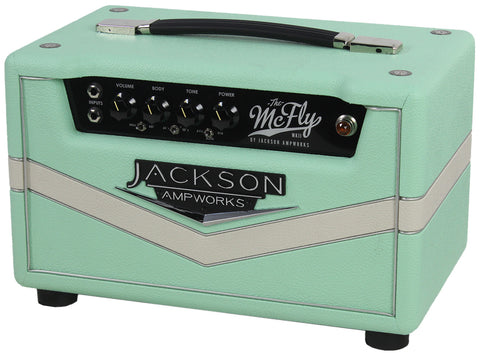Jackson Ampworks McFly MKII Head - Surf Green