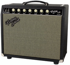 Vintage Sound Vintage 15 Combo, Black, Salt & Pepper