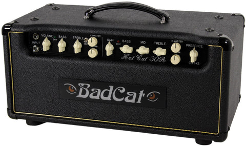Bad Cat Hot Cat 30R Reverb Head