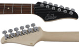 Suhr Modern Guitar, HSH, Black Gloss