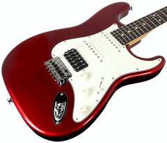Suhr Classic Pro Metallic HSS - Candy Apple Red