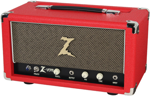 Dr. Z Z-Verb All Tube Handwired Reverb - Red