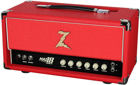 Dr. Z Maz 18 Jr NR MKII Head - Red