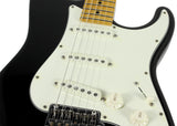Suhr Classic Antique Guitar - Black, Maple, SSS