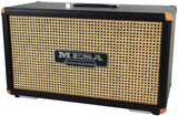 Mesa Boogie 2x12 Recto Horizontal Cab - Black/Wicker Grill