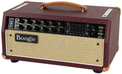 Mesa Boogie Mark Five 35 Head, Custom British Cabernet