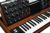 Moog Minimoog Voyager Performer Limited - Tiger Oak - #3849
