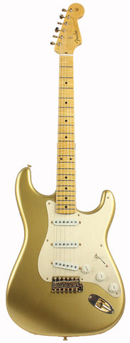 Fender Custom Shop Limited Edition Closet Classic HLE Gold Stratocaster - Humbucker Music