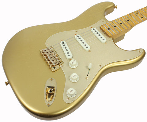 Fender Custom Shop Limited Edition Closet Classic HLE Gold Stratocaster
