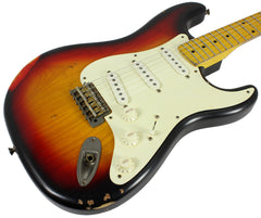 Nash S-57 Guitar, 3-Tone Sunburst