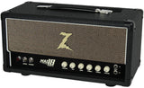 Dr. Z Maz 18 Jr NR Head - Black w/ Tan Faceplate